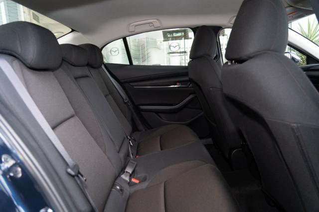 2021 Mazda 3 BP G25 Evolve Sedan Sedan Mobile Image 10