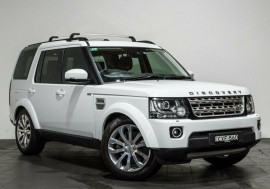 Land Rover Discovery SDV6 HSE Series 4 L319 MY14
