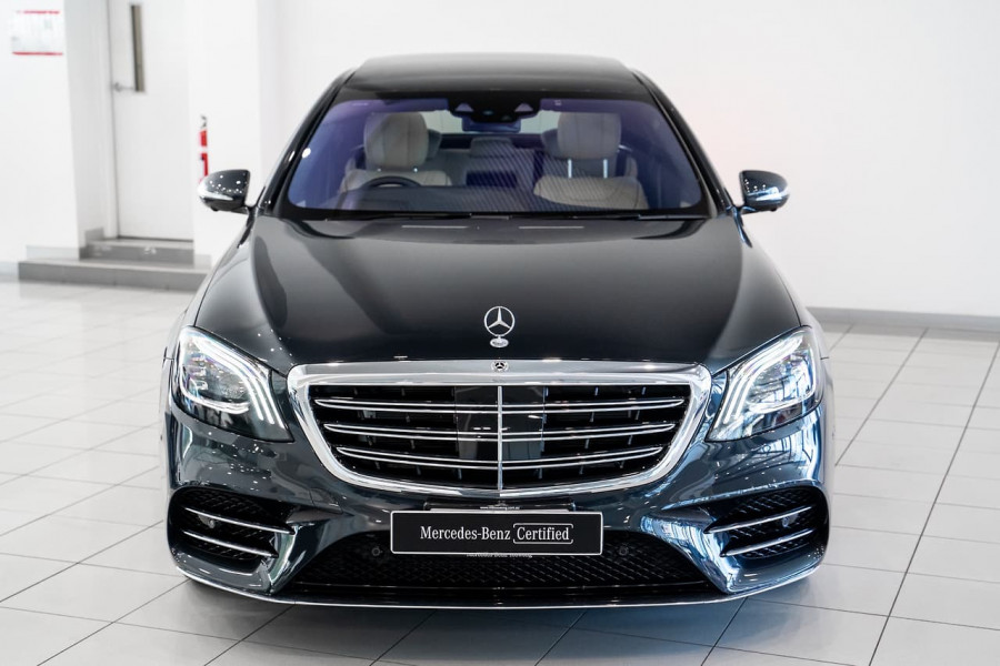 2020 Mercedes-Benz S-class S350 d