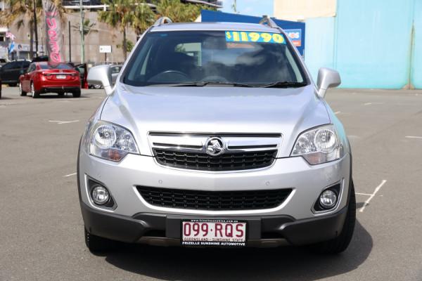 2011 Holden Captiva Vehicle Description. CG  II 5 Wagon 5dr SA 6sp AWD 2.2DT 5 Suv