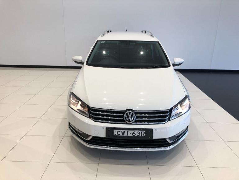 2014 Volkswagen Passat 3C 118TSI Wagon Image 3