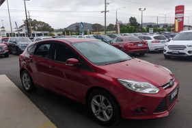 2014 Ford Focus LW MKII MY14 TREND Hatch Image 5