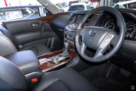 2018 Nissan Patrol Y62 Series 4 Ti Wagon