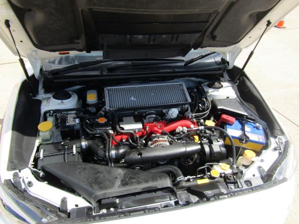 2016 Subaru WRX STI V1 STI Sedan