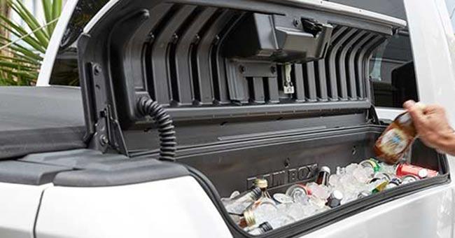 1500 Warlock RAMBOX CARGO MANAGEMENT SYSTEM
