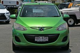 2011 MY10 Mazda 2 DE10Y1 MY10 Neo Hatchback