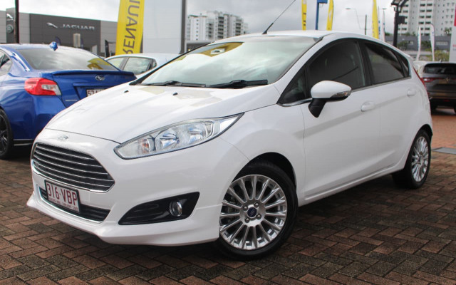 Ford Fiesta SPORT WZ MY15