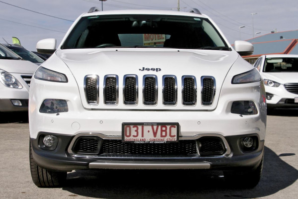 2014 Jeep Cherokee KL Limited Suv Image 4