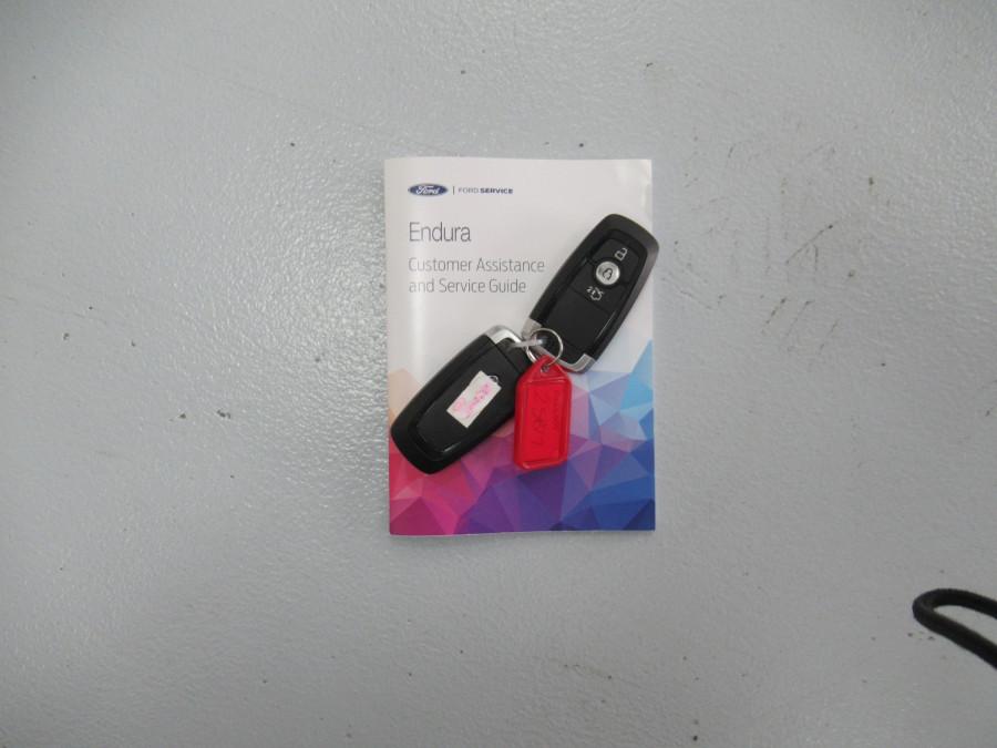 2019 Ford Endura CA 2019MY TITANIUM Suv Image 38