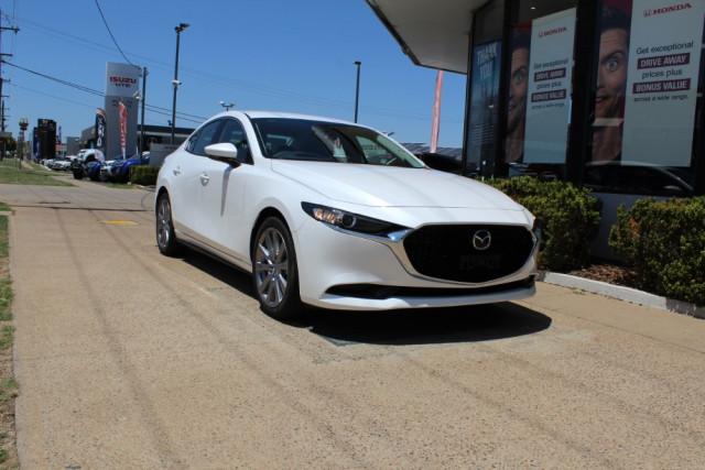 2020 MY19 Mazda 3 BP G20 Touring Sedan Sedan
