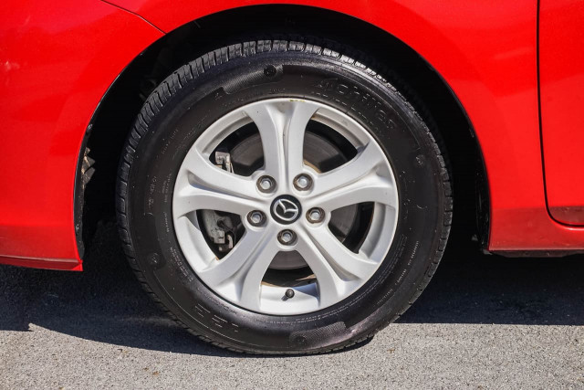 2012 Mazda 3 BL Series 2 MY13 Maxx Sport Hatchback Image 14