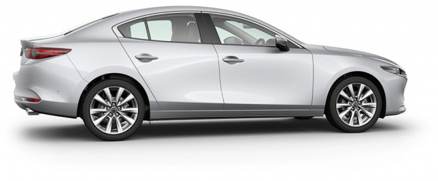 2020 Mazda 3 BP G25 Astina Sedan Sedan Mobile Image 10
