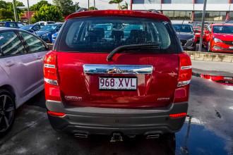 2018 Holden Captiva CG MY18 Active Suv Image 5