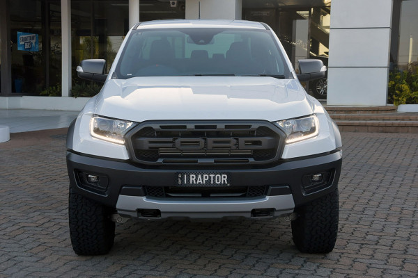 2019 MY19.75 Ford Ranger Raptor PX MkIII Double Cab Pick Up Dual cab Image 2
