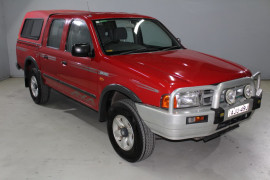Ford Courier PE