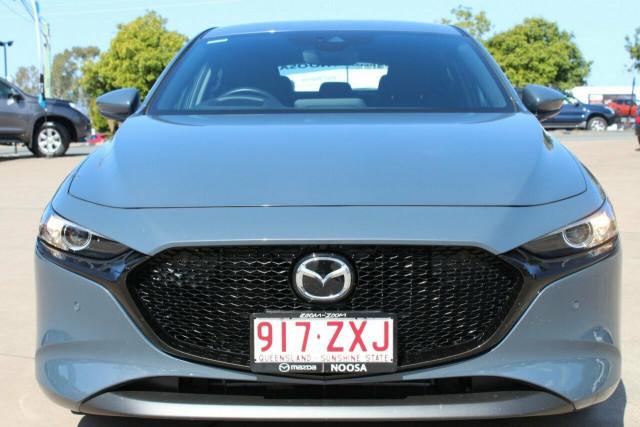 2020 Mazda 3 BP G20 Pure Hatch Hatchback Mobile Image 3