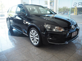 2015 Volkswagen Golf VII MY15 110TDI Wagon