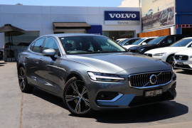 Volvo S60 8A T5 Inscription AWD 2.0L T/P 187kW
