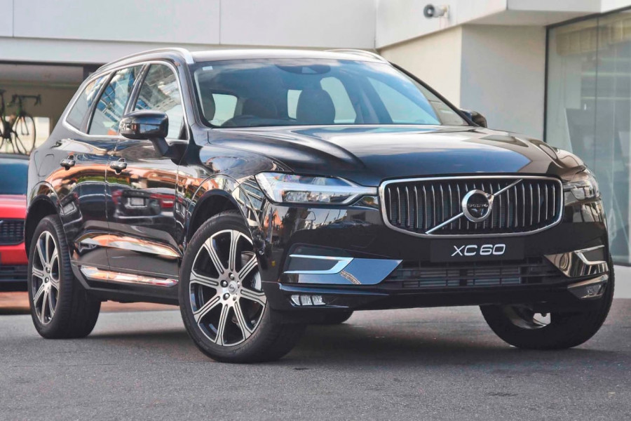 2019 MY18 Volvo XC60 UZ T5 Inscription Suv Mobile Image 1