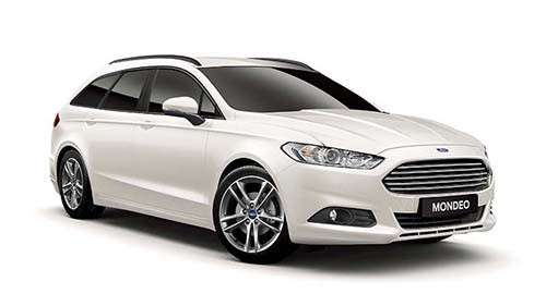 2018 MY18.25 Ford Mondeo MD Ambiente Wagon Wagon