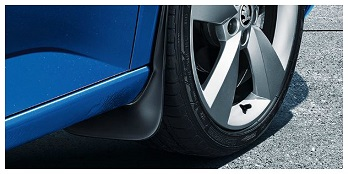 Accessories: Front Mud Flaps (Hatch & Wagon)