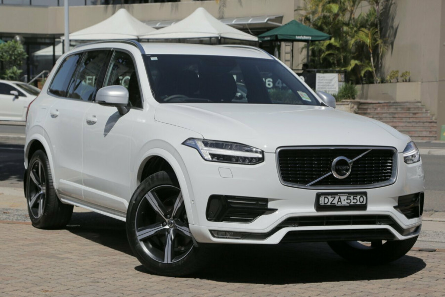 2018 MY19 Volvo XC90 L Series T6 R-Design (AWD) Suv Mobile Image 1