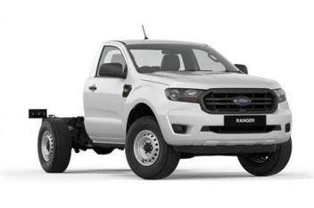 Ford Ranger 4x2 XL Single Cab Chassis Hi-Rider PX MkIII