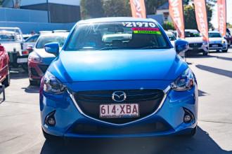 2017 Mazda 2 Hatchback Image 4