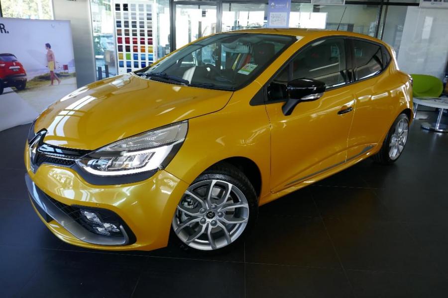 Demo 2017 Renault Clio Rs L1498 Sunshine Coast Cricks Noosa