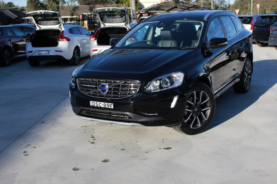 2017 Volvo XC60 (No Series) MY17 T5 Luxury Wagon