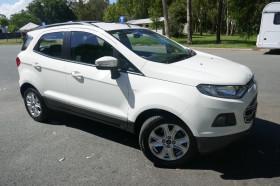 Ford EcoSport Wagon BK