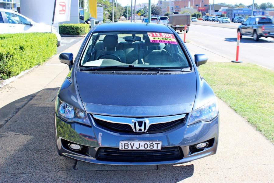 2011 MY10 Honda Honda 8th Gen  VTi-L Sedan