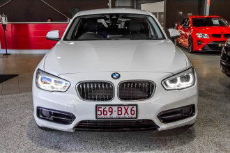 2018 BMW 1 Series F20 LCI-2 118i Sport Line Hatchback Image 4