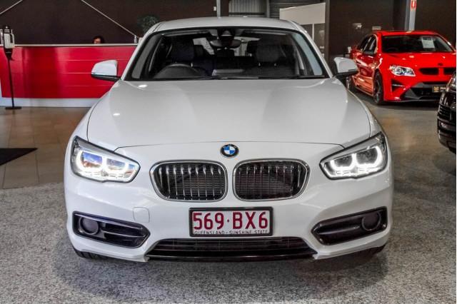 2018 BMW 1 Series F20 LCI-2 118i Sport Line Hatchback