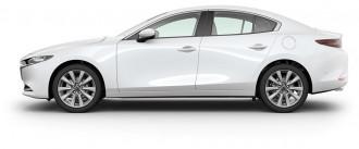 2021 Mazda 3 BP G20 Touring Sedan Sedan image 21