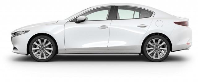 2021 Mazda 3 BP G20 Touring Sedan Sedan Mobile Image 21