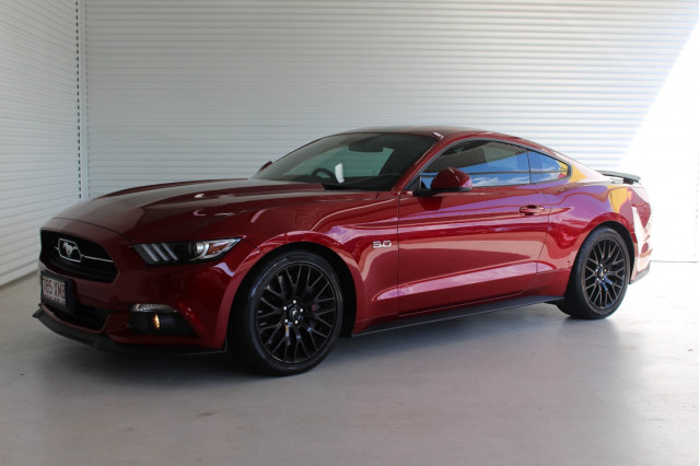 2017 Ford Mustang 2017 Coupe Image 4