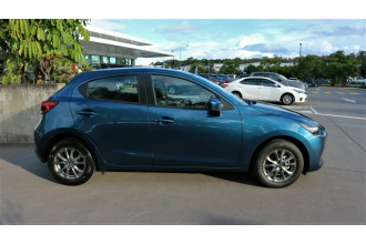 2021 MY20 Mazda 2 DJ Series G15 Pure Hatchback Image 4
