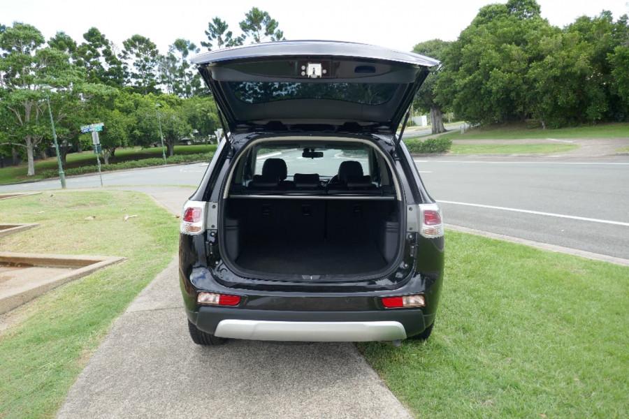 2014 MY14.5 Mitsubishi Outlander ZJ LS Wagon