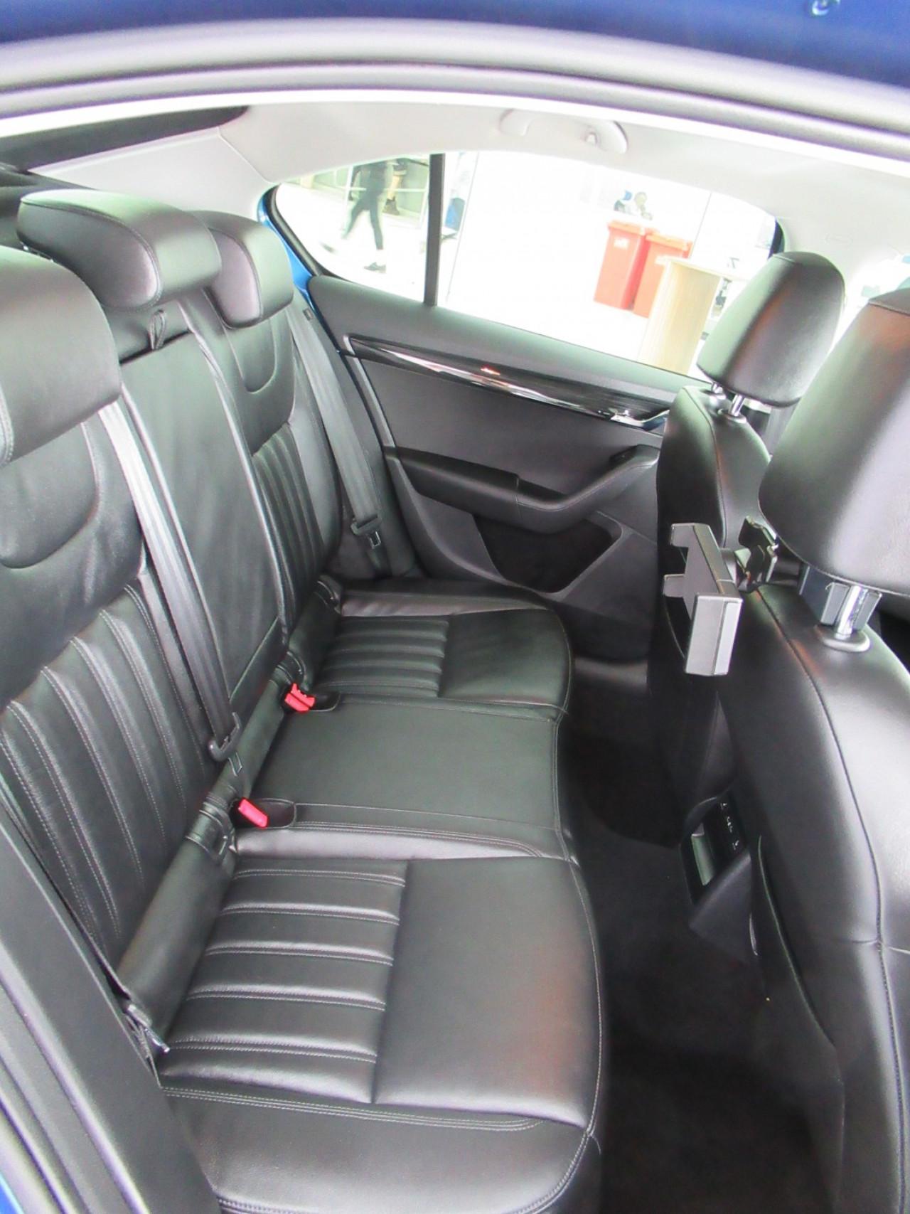 2017 MY18 Skoda Octavia NE MY18 110TSI Sedan Image 24