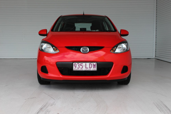 2008 Mazda 2 DE10Y1 NEO Hatchback Image 3