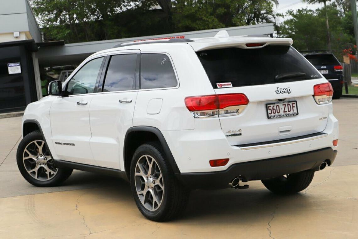 2019 Jeep Grand Cherokee WK Limited Suv Image 4