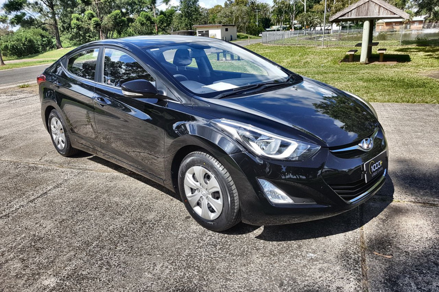 2015 Hyundai Elantra MD3 Active Sedan