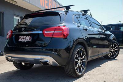 2015 Mercedes-Benz Gla-class X156 GLA250 Wagon Image 4