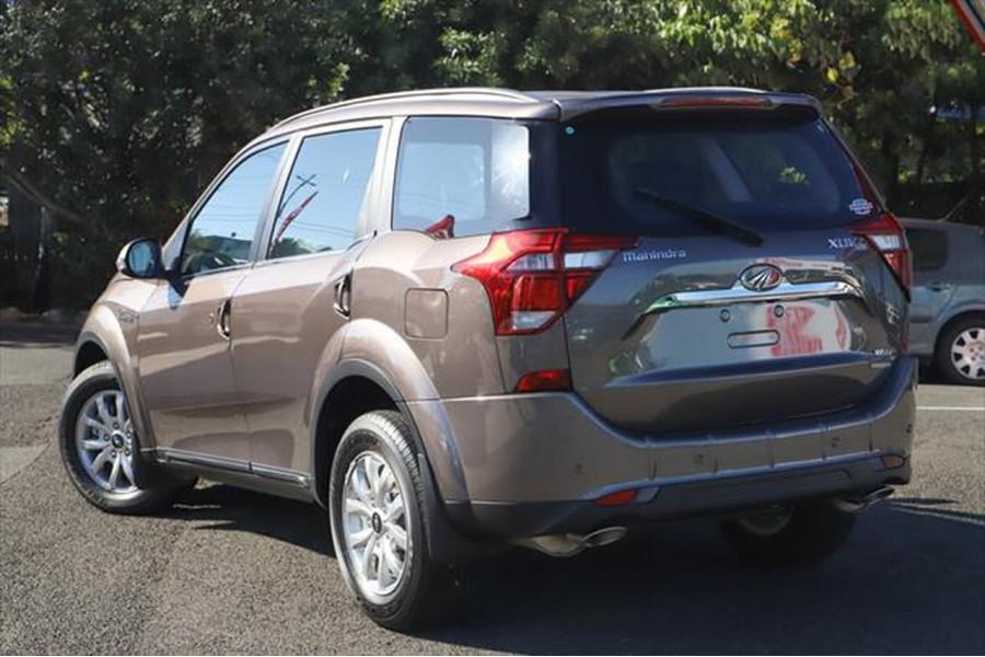 2021 Mahindra Xuv500 (No Series) MY19 W10 Suv