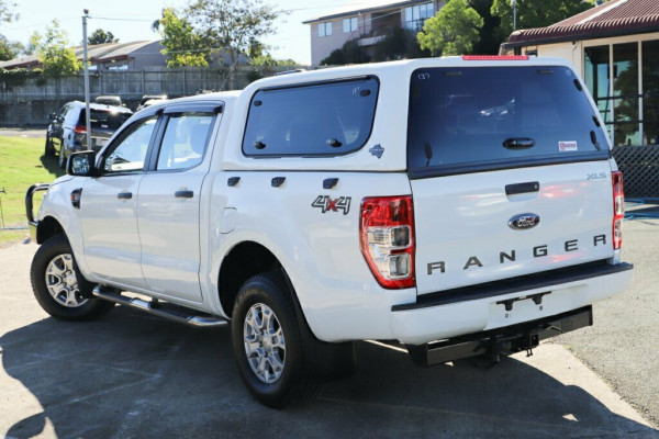 2016 Ford Ranger PX MkII XLS Double Cab Utility Image 3
