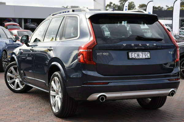 2018 Volvo XC90 L Series MY18 T6 Geartronic AWD Momentum Suv Image 3