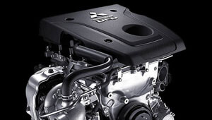 Triton 2.4 Litre MIVEC Turbo Diesel Engine