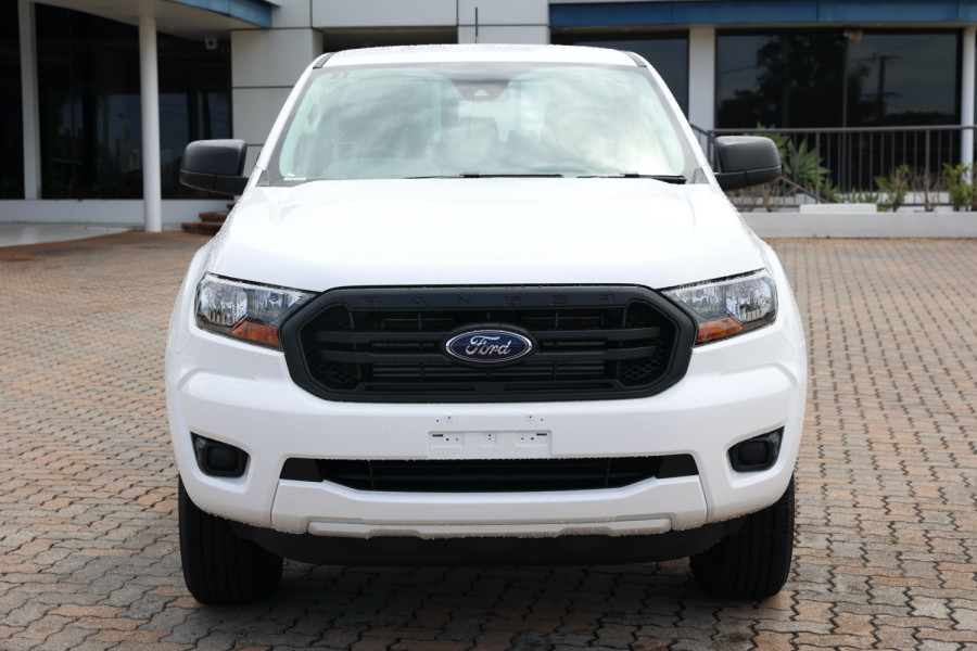2020 MY20.75 Ford Ranger PX MkIII XL Double Cab Utility Image 2