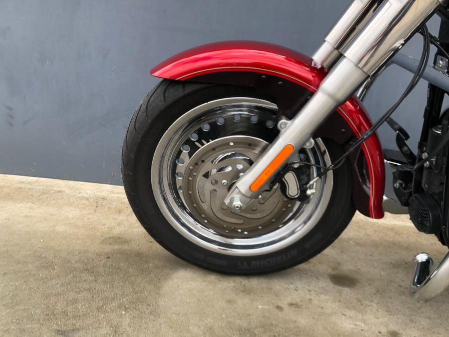 2012 Harley Davidson Fatboy FLSTE1 Motorcycle Image 4